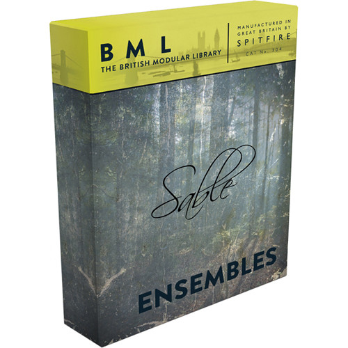 Spitfire Audio Sable Ensembles - Chamber Strings Tool Kit (Download)