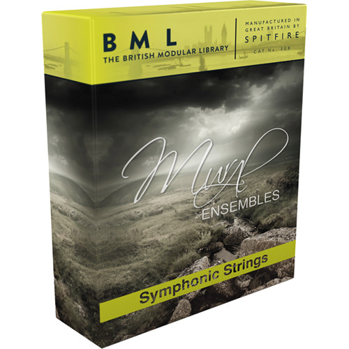 Spitfire Audio Symphonic Strings Mural Ensembles - Virtual Instrument (Download)