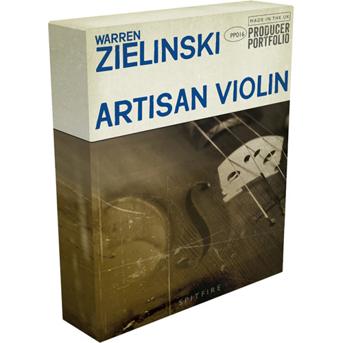 Spitfire Audio Artisan Violin (Download)