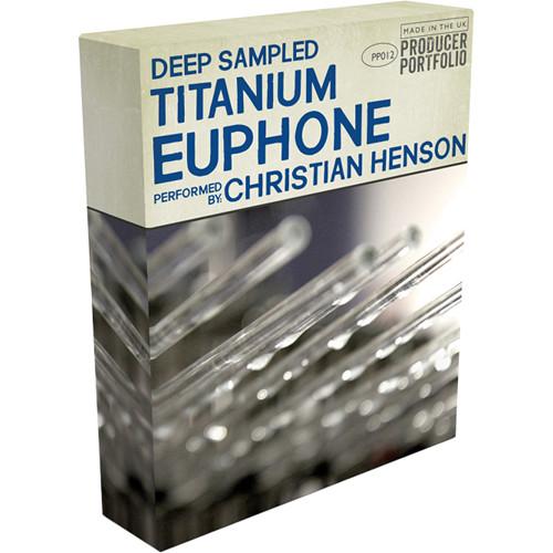 Spitfire Audio Deep Sampled Titanium Euphone Virtual Instrument (Download)