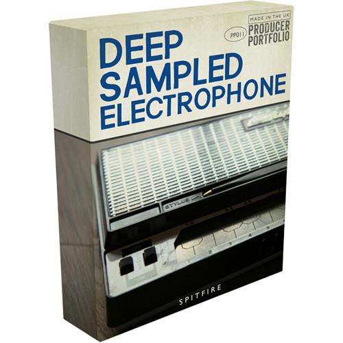 Spitfire Audio Deep Sampled Electrophone - Virtual Instrument (Download)