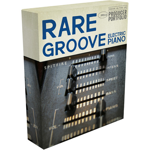 Spitfire Audio Rare Groove Electric Piano - Virtual Instrument (Download)