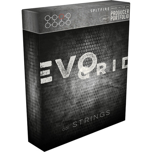 Spitfire Audio Evo Grid 1 Strings - Composer Tools (Download)