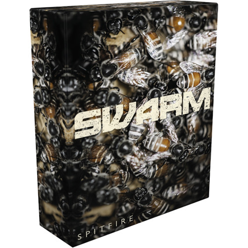 Spitfire Audio Swarm Mandolins Virtual Instrument (Download)