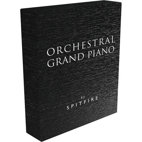 Spitfire Audio Orchestral Grand Piano - Virtual Instrument (Download)