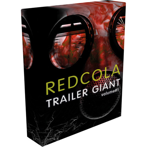 Spitfire Audio redCola Trailer Giant Vol. 1 - Virtual Instrument (Download)
