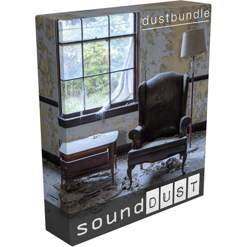 Spitfire Audio Sound Dust Dustbundle - Virtual Instruments (Download)