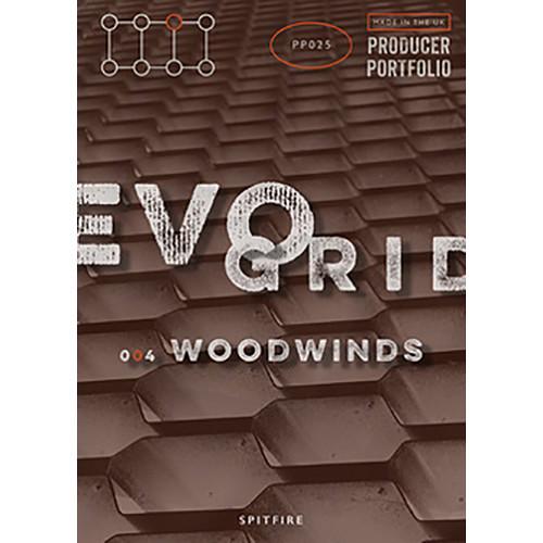 Spitfire Audio Evo Grid 4 Woodwinds - Composer Tools for Kontakt 5 (Download)