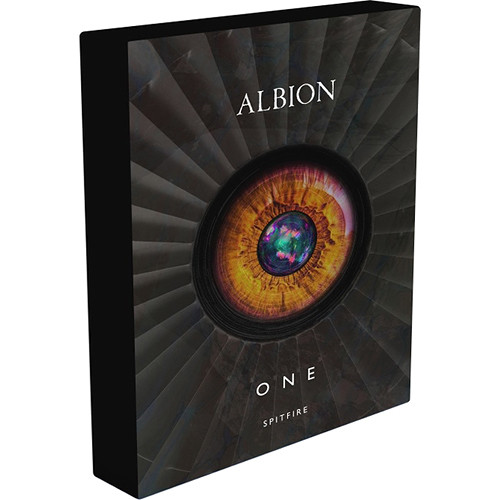 Spitfire Audio Albion One Epic Composer Tools (Download, Upgrade from Albion I Legacy)