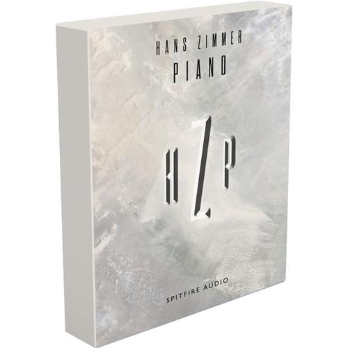 Spitfire Audio Hans Zimmer Piano (Download)