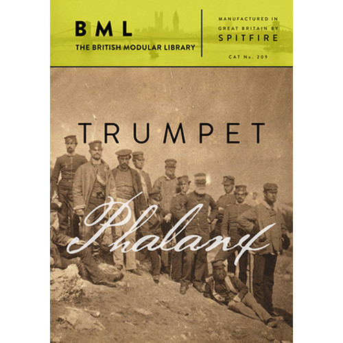Spitfire Audio BML Trumpet Phalanx - Orchestral Trombone Library (Download)