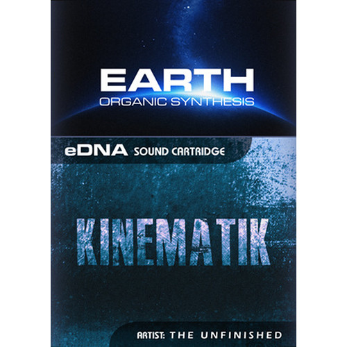 Spitfire Audio KINEMATIK - Add-On Preset Pack for eDNA-Earth (Download)