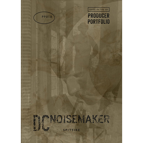 Spitfire Audio PP018 DC Noisemaker - Esoteric Instruments Sample Library (Download)