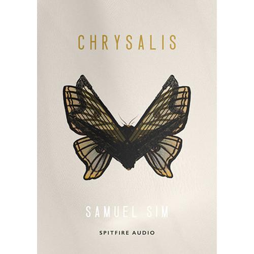 Spitfire Audio Samuel Sims Chrysalis - Atmospheric Sample Library (Download)