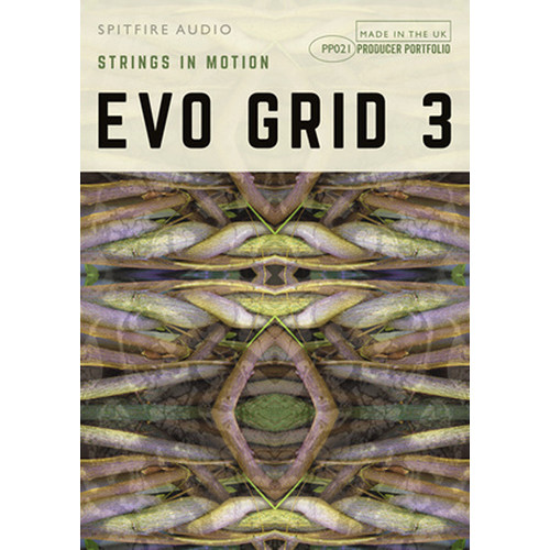 Spitfire Audio Evo Grid 3 - Strings Sample Library (Download)