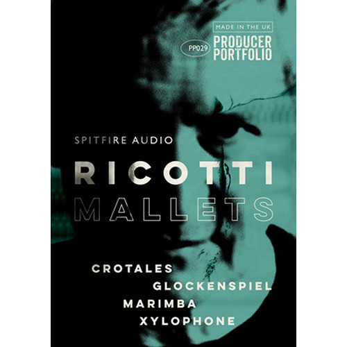 Spitfire Audio Ricotti Mallets - Virtual Instrument (Download)