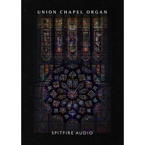 Spitfire Audio Union Chapel Organ - Virtual Instrument (Download)