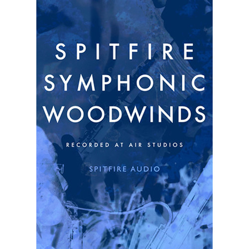 Spitfire Audio Spitfire Symphonic Woodwinds - Sample Library (Download)