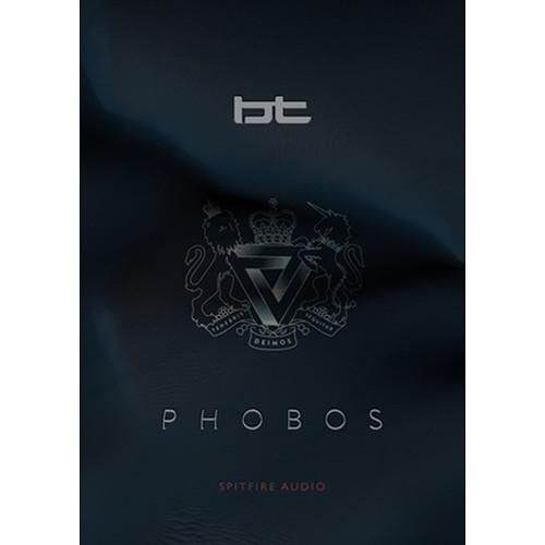 Spitfire Audio BT Phobos Polyconvolution Synthesizer