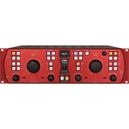 SPL DMC Mastering Console (Red)