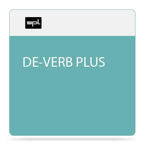 SPL De-Verb Plus Analog Code MicroPlug Series Plug-In (Download)