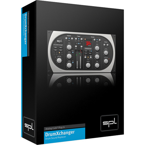 SPL DrumXchanger - Drum Hit Replacement Plug-In (Download)