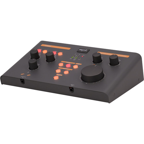 SPL Creon USB Audio Interface and Monitor Controller (Black)