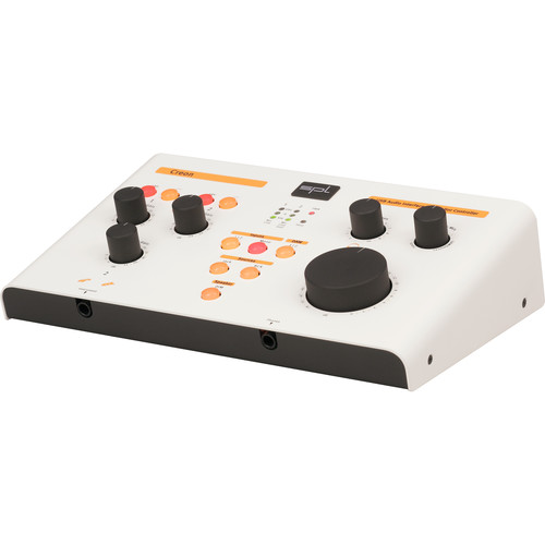 SPL Creon USB Audio Interface and Monitor Controller (White)