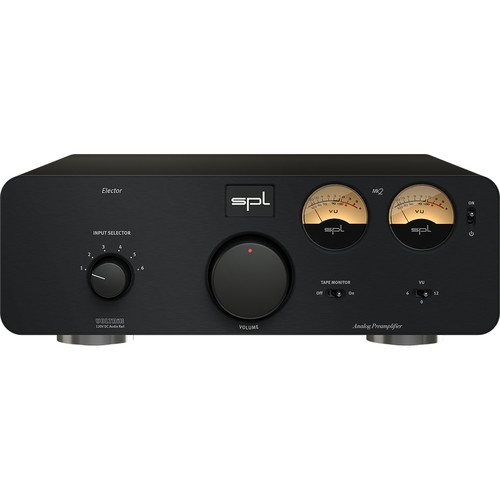 SPL Elector Analog Preamp - Black