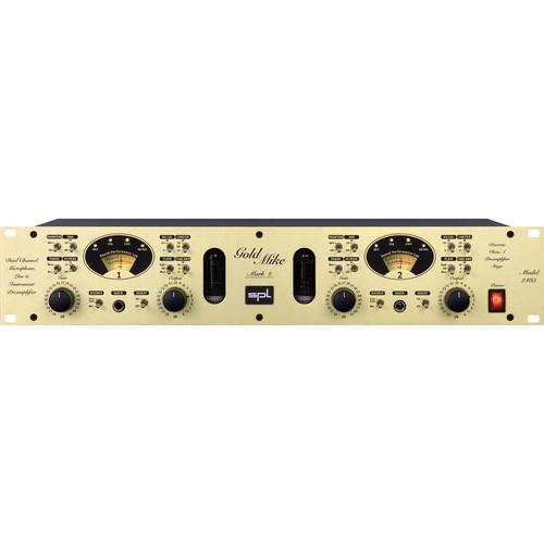 SPL GoldMike MK2 Dual-Channel Preamplifier