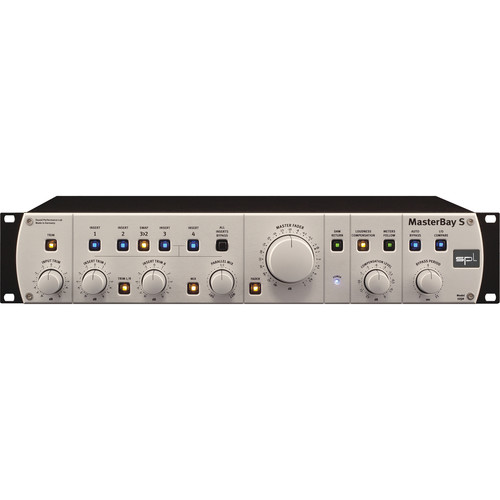 SPL Masterbay S Mastering Interface
