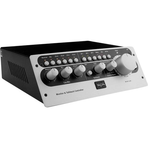 SPL MTC Monitor and Talkback Controller