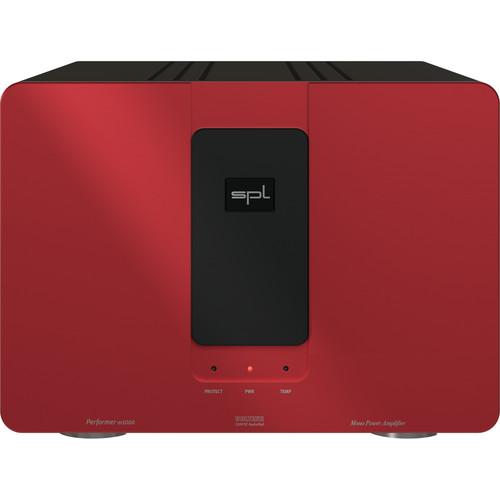 SPL Performer m1000 Mono Power Amplifier (Silver)