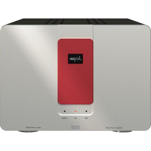 SPL Performer m1000 Mono Power Amplifier (Red)