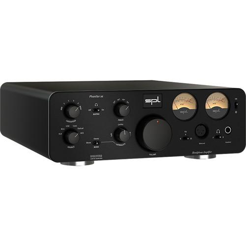SPL Phonitor xe Headphone Amplifier (Black)