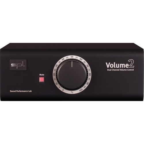 SPL Volume2 Two Channel Volume Controller
