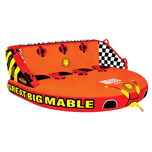 Sportsstuff Great Big Mable Inflatable Four-Person Towable