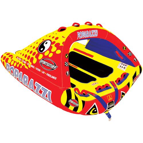 Sportsstuff Poparazzi Inflatable Three-Person Towable