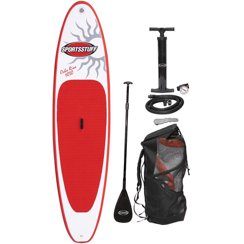 Sportsstuff Ocho Rios 1030 Inflatable Stand-Up Paddleboard with Paddle
