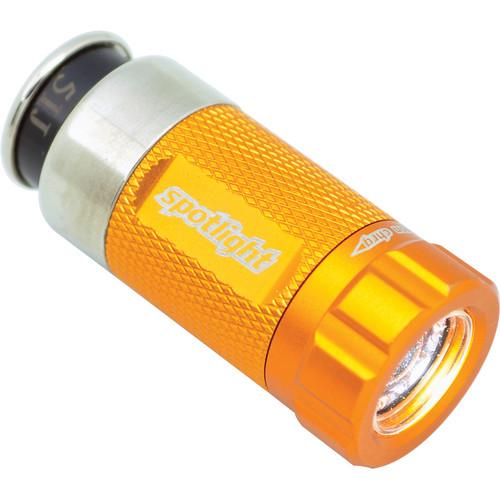 SpotLight Turbo Rechargeable LED Light (Hazard County Orange)