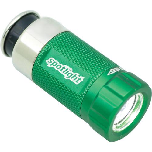 SpotLight Turbo Rechargeable LED Light (Goblin Green)
