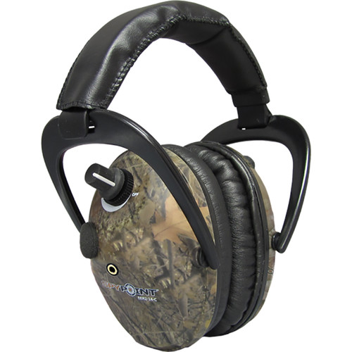Spypoint EEM2-24 Electronic Ear Muffs (Camouflage)