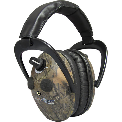 Spypoint EEM4-24 Electronic Ear Muffs (Camouflage)