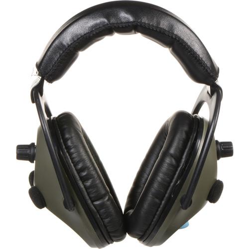 Spypoint EEM4-24 Electronic Ear Muffs (Green)