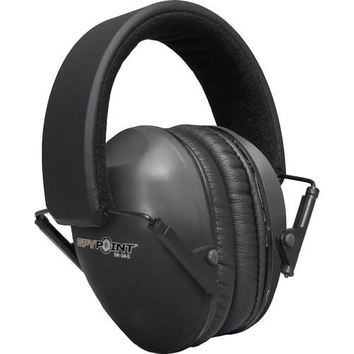 Spypoint EM-24 Ear Muffs (Black)
