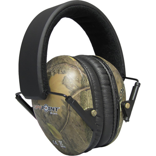 Spypoint EM-24 Ear Muffs (Camouflage)
