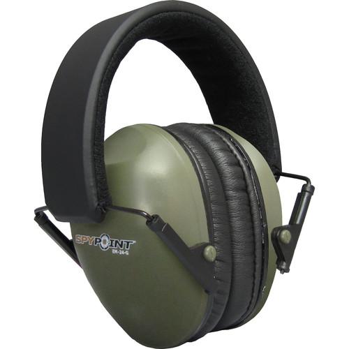 Spypoint EM-24 Ear Muffs (Green)