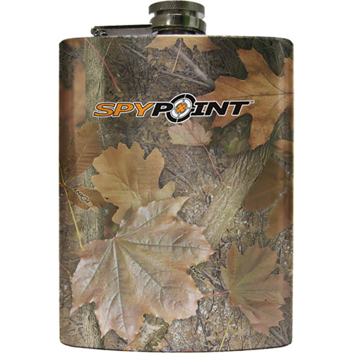 Spypoint Stainless Steel Flask (Camo)