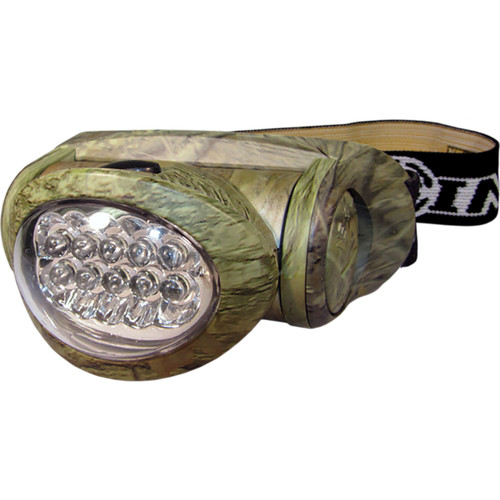 Spypoint LED Headlamp (Camo)