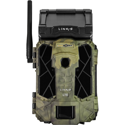 Spypoint LINK-S Solar Cellular Trail Camera (Spypoint)